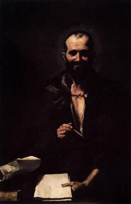 Jusepe de Ribera: Archimedes