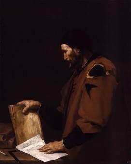 Jusepe de Ribera: Arystoteles