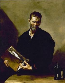 Jusepe de Ribera: Diogenes