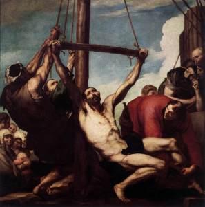 Jusepe de Ribera: Męczeństwo świętego Filipa