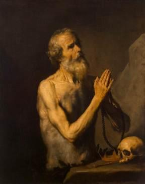 Jusepe de Ribera: Święty Onufry