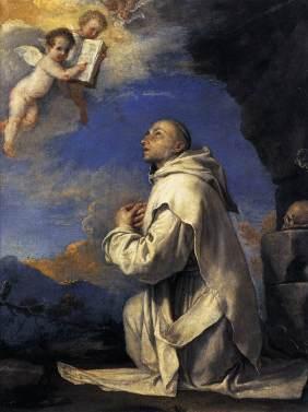 Jusepe de Ribera: Wizja świętego Brunona