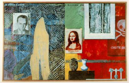 Jasper Johns: Racing thoughts