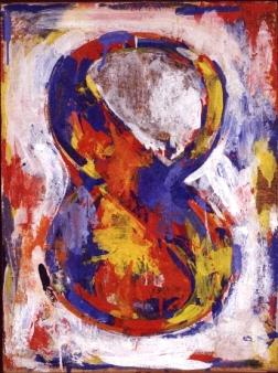 Jasper Johns: Osiem
